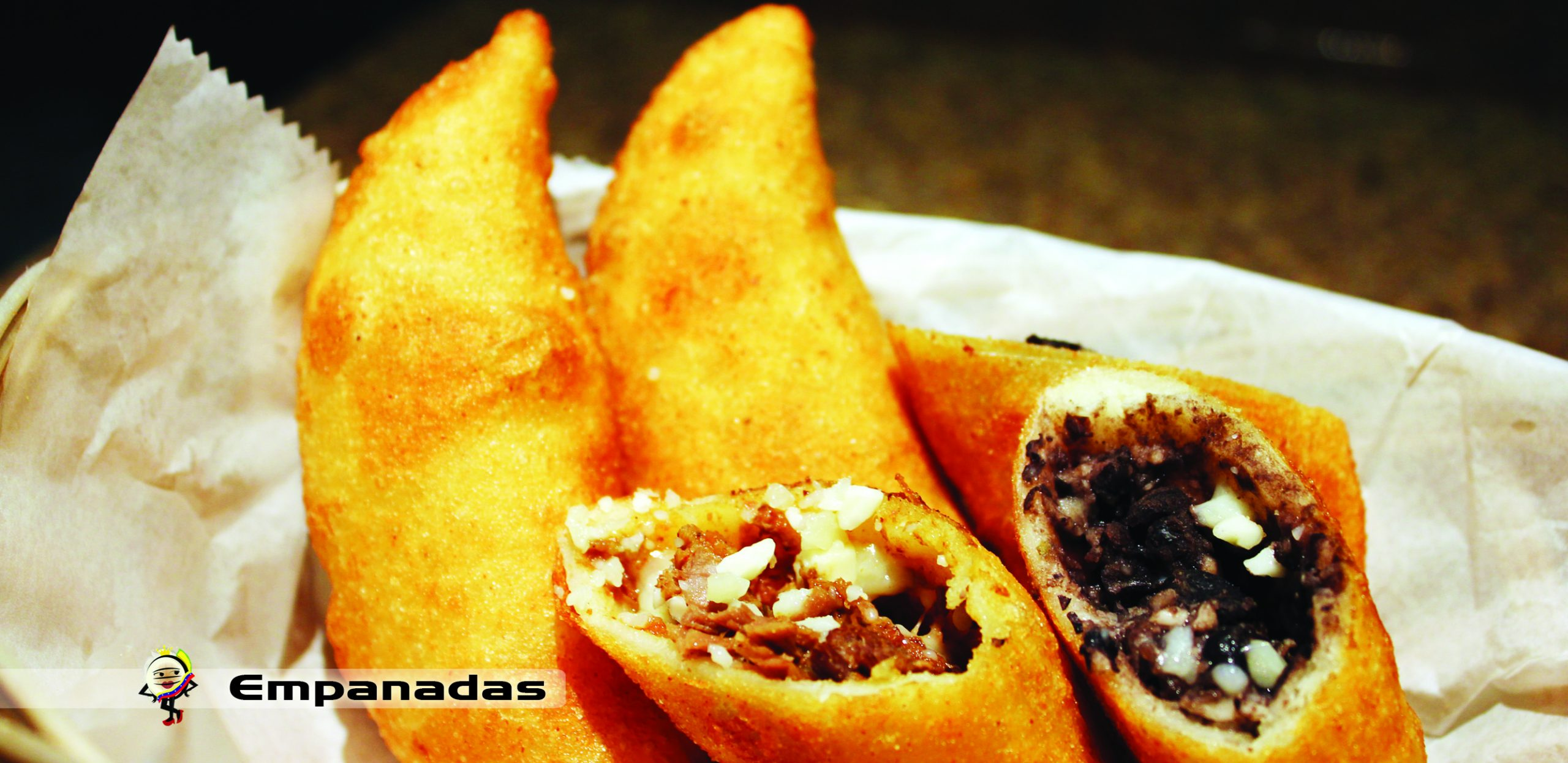 Chicken Shredded Empanada